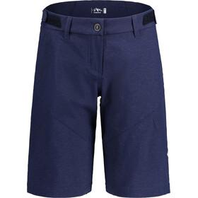 Maloja FingerkrautM. Pantaloncini Multisport Donna, blu